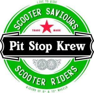 Pit Stop Krew Vespa Club Dublin