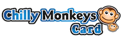 Chilly Monkeys Card