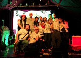 italian fusion festival Crew