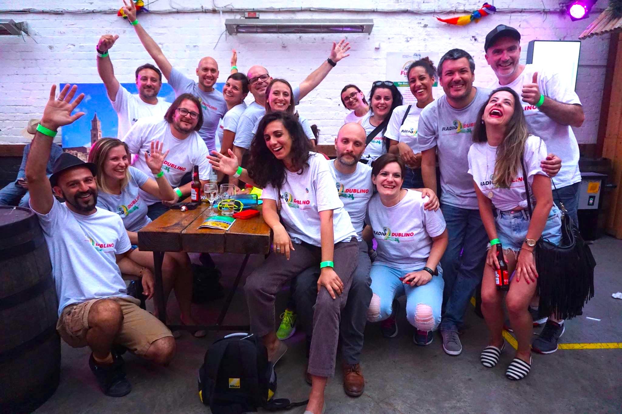 Volunteers Archives | Italian Fusion Festival