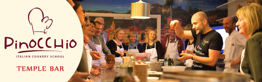 TEAM COOKING & COOKERY PARTIES