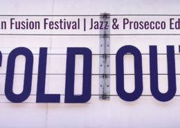 Italian Fusion Festival Sold Out