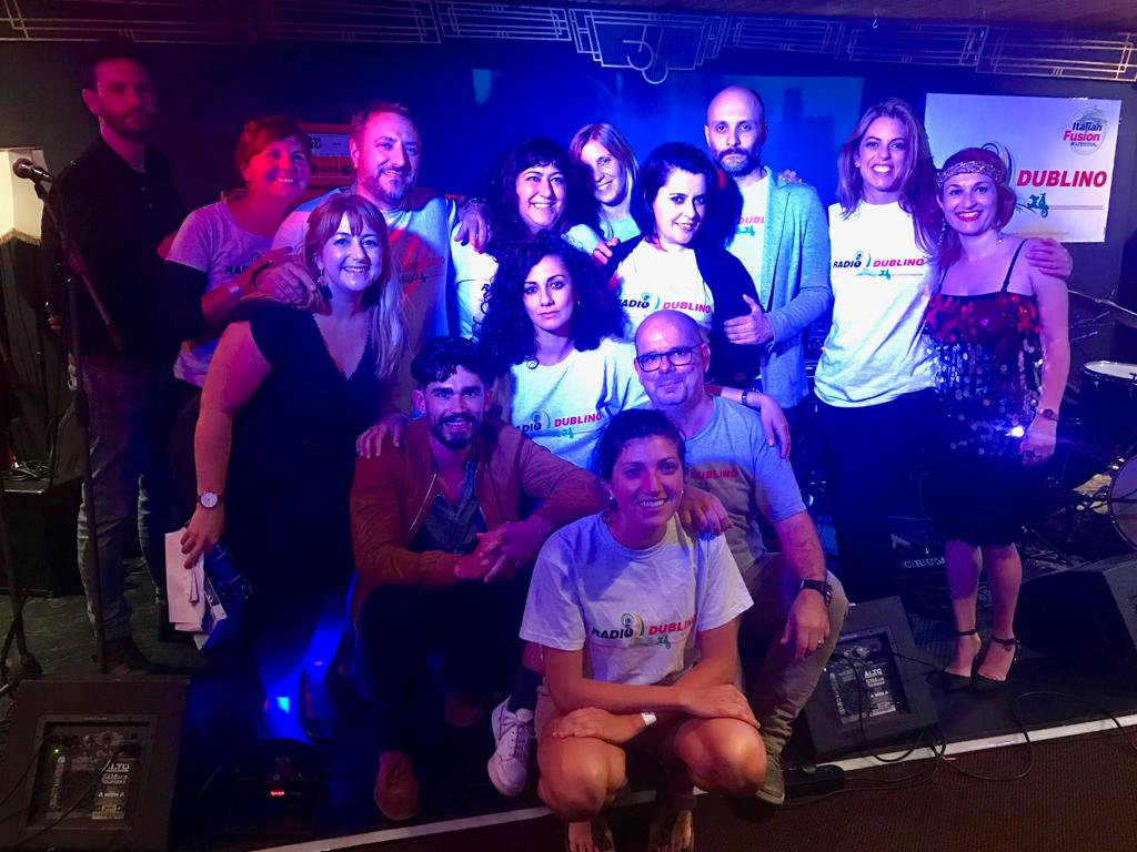 Italian Fusion Festival 2019 Crew