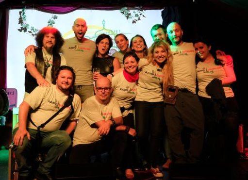 Italian Fusion Festival 2017 Crew